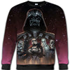 Star Wars far far away All Over Print Crewneck Sweatshirt