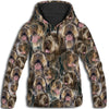 Wirehaired Pointing Griffon All Over Print Hoodie
