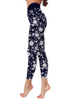 Flower Art 2 Low Rise Leggings ZEUS060142