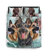 German Shepherd Color Bedding ZEUS090118