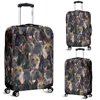 GAEA - Belgian Shepherd Perfect Luggage 2203