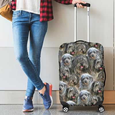GAEA - Bergamasco Shepherd Perfect Luggage 2203