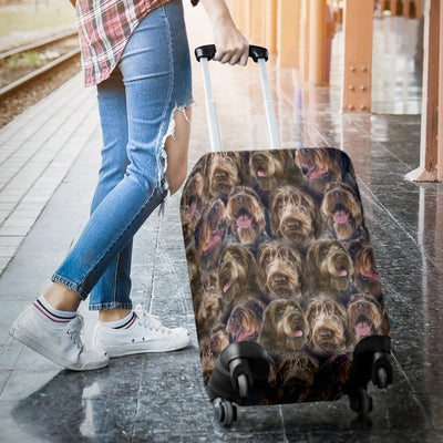 POSEIDON LAGOTTO ROMAGNOLO FULL LUGGAGE COVER 2303
