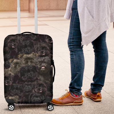 Affenpinscher Amazing Luggage 230301