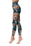 American Pit Bull Terrier Lili Low Rise Leggings ZEUS100104