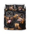 Rottweiler Couple Bedding ZEUS151206