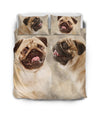 Pug Couple Bedding ZEUS151208