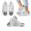 WOLF - WOLF ZENTANGLE SNEAKERS - PONTUS080110