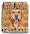 Golden Retriever Awesome Bedding ZEUS121244
