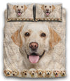Labrador Retriever Awesome Bedding ZEUS121241