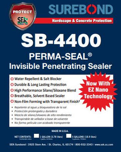 Surebond 4400EZ - With EZ Nano Seal Technology (5 Gallon)