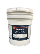 Surebond 6400 - Wet Look - Penetrating Sealer - 5 Gallons