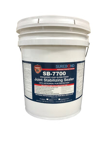 SB-7700: Joint Stabilizing, Wet Look, Water Based, Gloss Finish (5 Gallons)