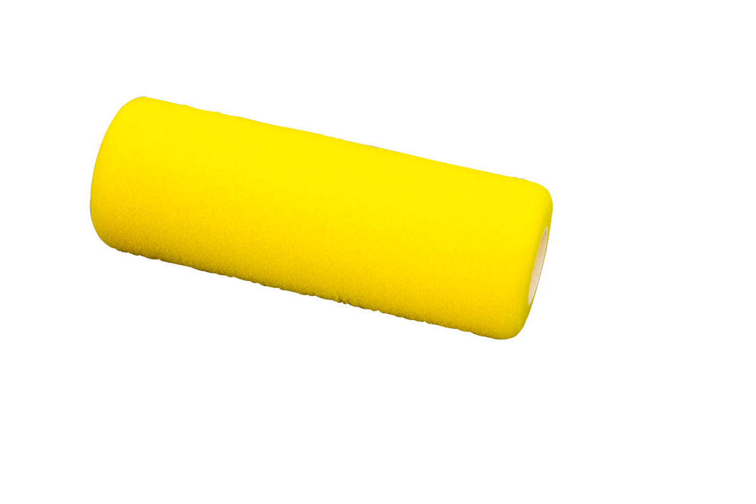 Roller - Slit Foam Roller - Water Based - Yellow