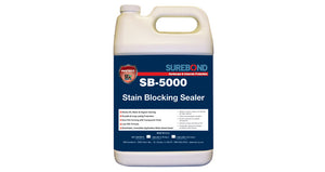Surebond 5000 Stain Blocking Sealer - Water Based - (Sample Pint)