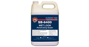 Surebond 6400 - Wet Look - Penetrating Sealer - (Sample Pint)