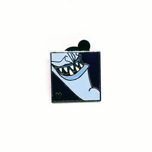 Smiling Villains - Hades Pin