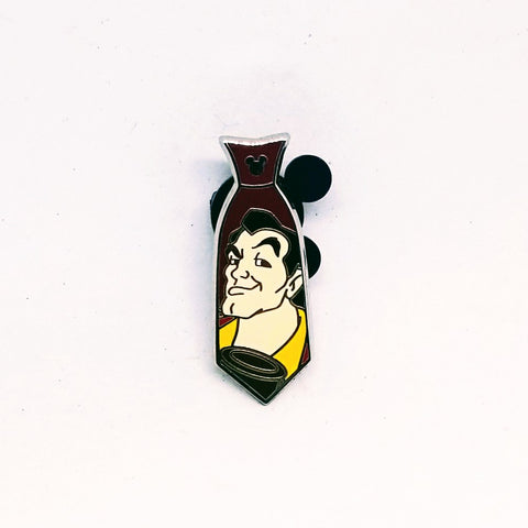 Villain Neckties - Gaston Pin