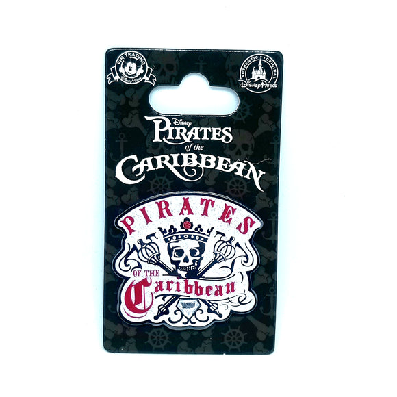 Pirate's Of The Caribbean Pin