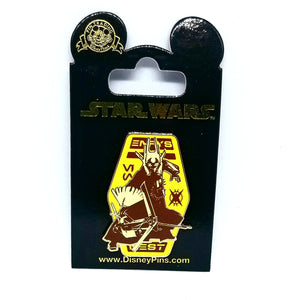 Star Wars - Enfys Nest Pin