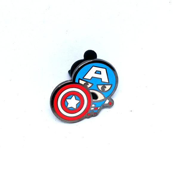Captain America Cutie Pin - Mystery Bag