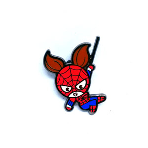 Spider-Girl Cutie Pin - Mystery Bag