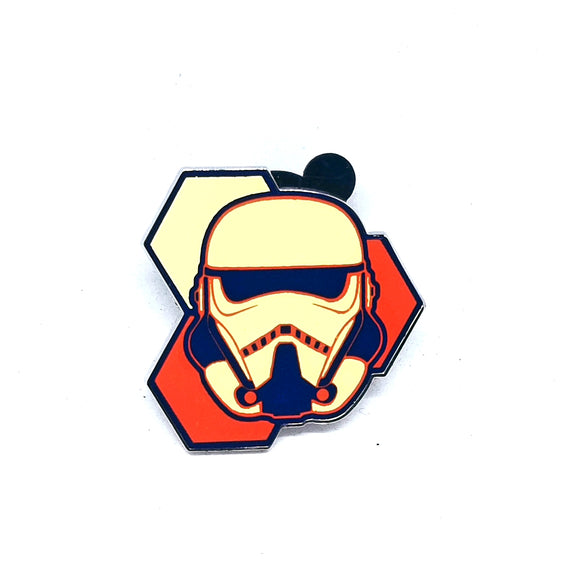 Imperial Empire Trooper Headshot Pin - Booster Pack