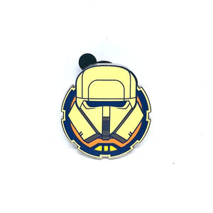 Empire Range Trooper Headshot Pin - Booster Pack