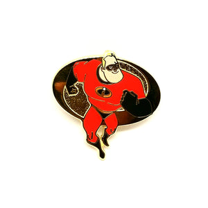 Mr Incredible Pin - Booster Pack