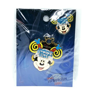 Journey Through Time - Mickey Mouse Pin