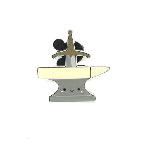Sword in the Stone Pin - Mystery Box