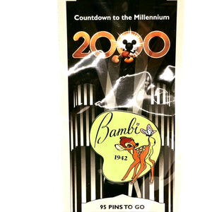 Countdown to Millenium - Bambi 1942 Pin