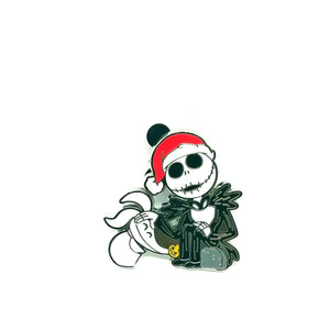 Baby Jack & Zero Pin  - Booster Pack