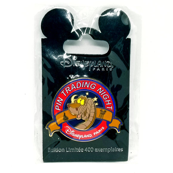 Kaa Pin Trading Night Pin