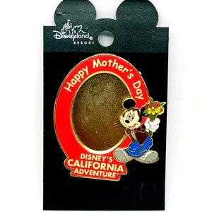 Happy Mother's Day Mickey Mouse Frame Pin