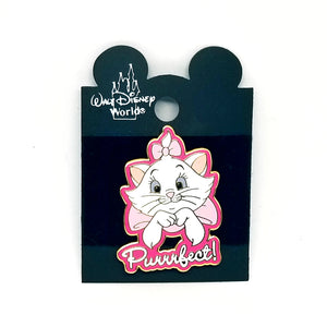 "Marie ""Purrrfect"" Pin"