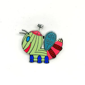 Electrical Parade Bumble Bee Pin - Mystery Box