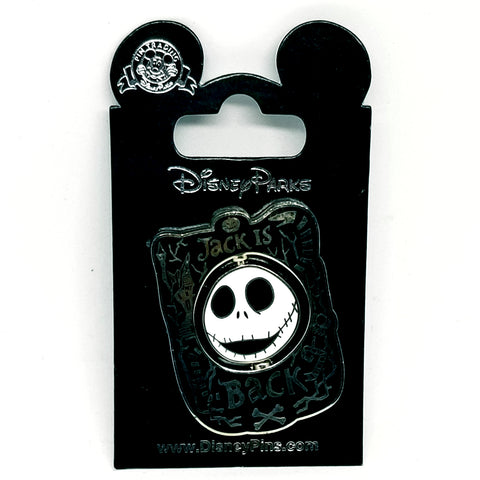 Jack is Back Spinner Pin