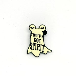 You've Got Spirit Pin - Booster Pack