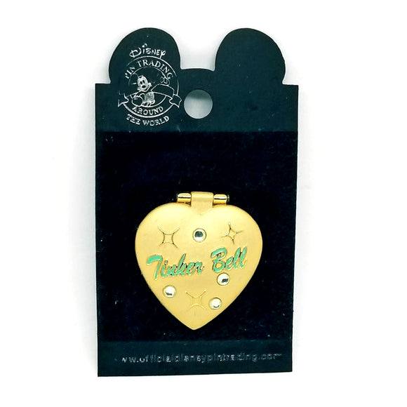 Tinker Bell Locket Pin