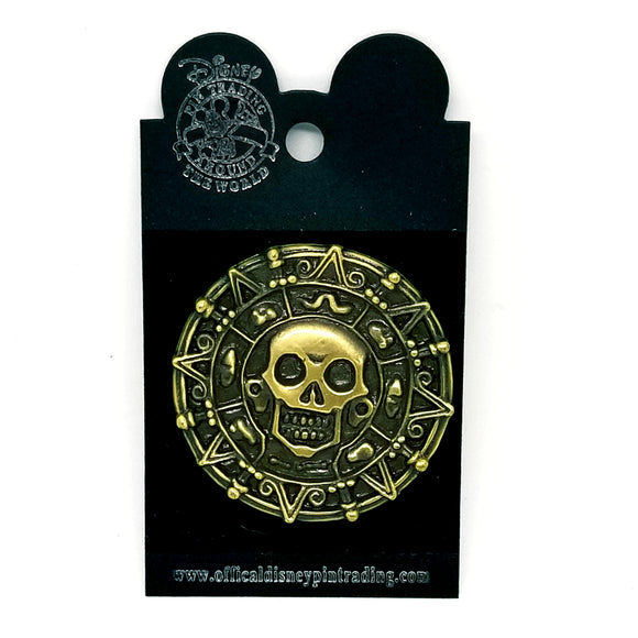 Pirate's of the Caribbean Coin Pin