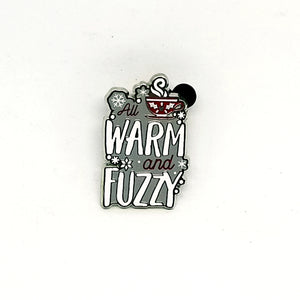 All Warm and Fuzzy Pin - Booster Pack