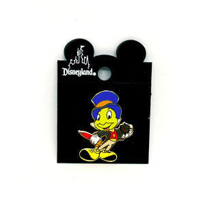 Jiminy Cricket - Official Conscience Pin