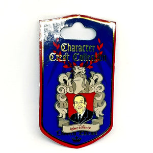 Character Crest Collection - Walt Disney Pin