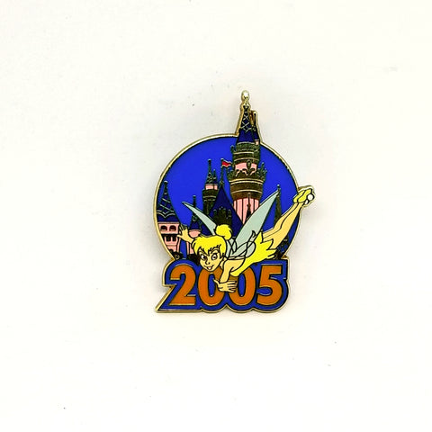 Magical Milestones - 2005 Tinker Bell Pin