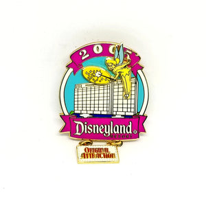 Original Attraction 2005 - Tinker Bell Pin