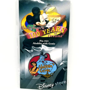 100 Years of Dreams - Aladdin with Genie Pin