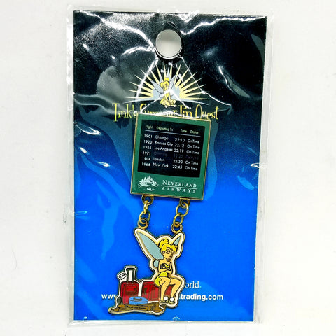 Tinker Bell - Neverland Airways Pin
