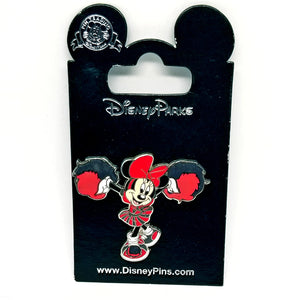 Cheerleader Minnie Mouse Pin