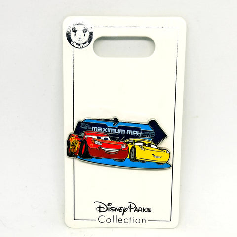 Maximum MPH - Mcqueen & Cruz Pin